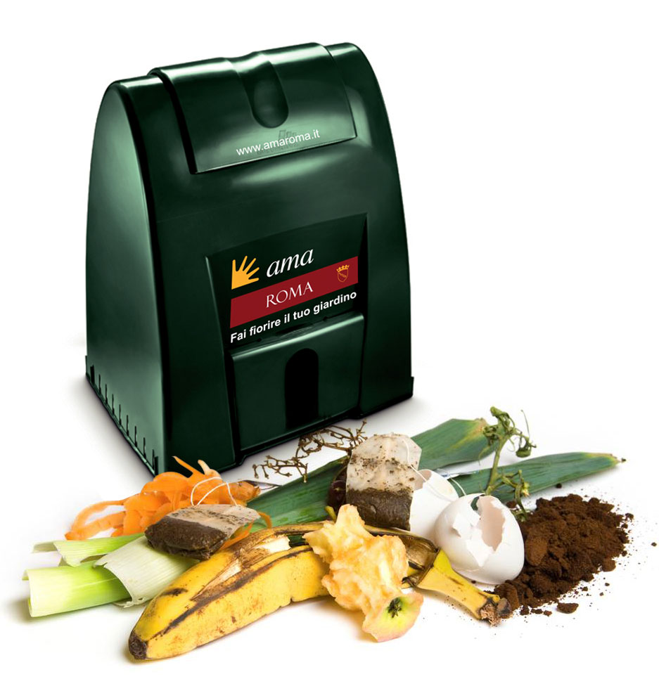 Raccolta differenziata - Compost casalingo ...